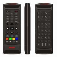 Buy cheap Gyro air mouse keyboard universal remote controls for smart TV, android set top box product