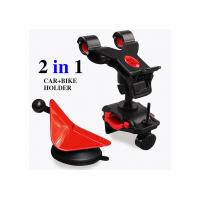 Buy cheap Multi Function Windshield Bike Mobile Holder for iPhone / Samsung / HTC Smartphone product