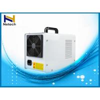 Buy cheap 3g/Hr White Hand Hold Odor Free Ozone Generator For Air Purifier / Water Treatment product