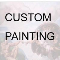 China Custom Made Portrait Photo To Oil Painting on sale