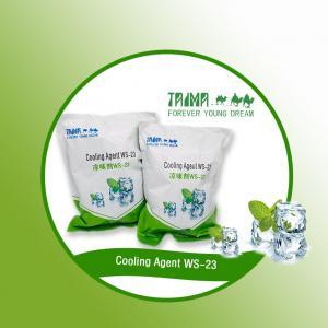 Buy cheap Vape Cooling Flavor Menthol WS23 Coolant Additive CAS 51115-67-4 product