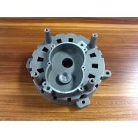 Buy cheap Shot Blasting / Painting Aluminum Alloy ADC12 Electric Motor Housing , 0.02mm Tolerance product