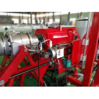 Buy cheap 400mm diameter HDPE Pipe Extrusion Line With PLC Control System 75kw from wholesalers
