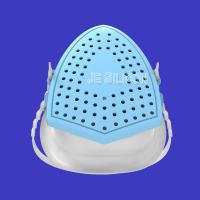 China Food Grade Silicone Surgical Medical Face Mask , N95 Dust Mask Anti Pollution on sale