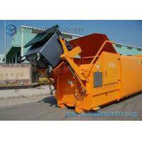 Buy cheap SUNY Mobile Conjoined Refuse Compression Station With 15m3 Hanging Barrel product