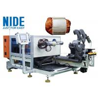 Buy cheap Large Water Pump Stator Winding Inserting Machine With CE Certificate product