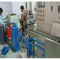 Buy cheap Single Layer Wire Extruder Machine Teflon Cable Manufacturing Equipment product