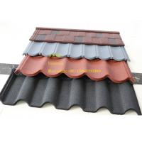 Buy cheap Building Corrugated Roof Panels 0.5mm Thickness 2.8kg per sheets Wave Tile product
