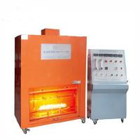 Buy cheap Fire Resistance Mechanical Testing Machine Current  0 ~ 1A Red White 10kw from wholesalers
