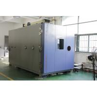 China SUS304 Stainless steel temperature and altitude test chamber for aviation wholesale