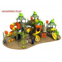 Buy cheap Magic House Series Outdoor Ride Kids Plastic Slide Equipment For 3-12 Years Old product
