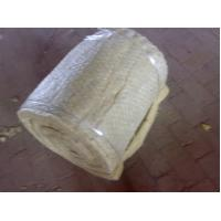 China Mineral Wool Insulation Blanket ,  Rockwool Blanket Wire Mesh on sale