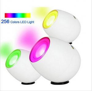 Buy cheap El humor ligero de vida de la lámpara del color LED de 256 colores se enciende para el partido product