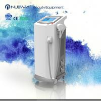 China Excellent 808nm diode laser hair removal machine for all skin types on sale