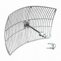 Buy cheap Wireless Antenna for N Jack, with 5.4 to 5.6GHz Frequency, Grid Type and 30dB from wholesalers