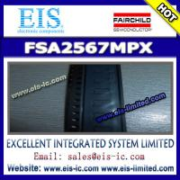 Buy cheap FSA2567MPX - FAIRCHILD - Low-Power, Dual SIM Card Analog Switch - Email: from wholesalers