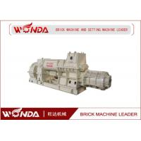 Buy cheap Hollow Clay Brick Making Machine , Solid Concrete Block Making Machine 36-40 R/ Min Spindle product