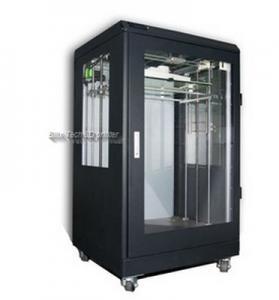 большой принтер размера 3Д 45*45*80км, прототипирование моделируя принтер 3Д