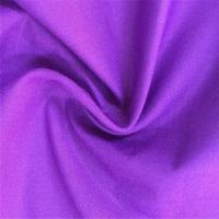 Buy cheap Gorgeous Colors Polycotton Material , Non Fading Plain Poly Cotton Fabric product