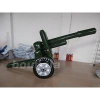 0.9mm PVC Tarpaulin Inflatable Military Decoy For Paintball Games