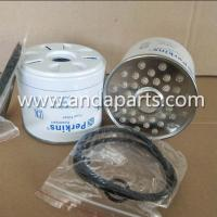 Buy cheap Good Quality Fuel Filter For PERKINS 26561117 product