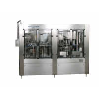Buy cheap Automatic Capping 8000 BPH Bottled Water Filling Machines product