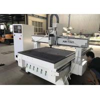 China Furniture Cabinet CNC 3D Router Machine Woodworking 0-18000RPM Spindle Speed on sale