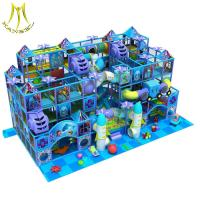 Buy cheap Hansel factory price toys for kids playground indoor plastic playground for sale product