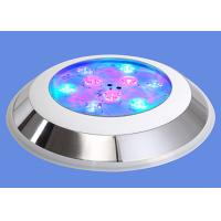 Buy cheap AC 12V 24V 27W IP68 Underwater LED Lights RGB Wall Mounted For Swimming Pool product