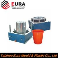 China Mini Small plastics kitchen mould /car trash garbage can mold in China Taizhou huangyan on sale