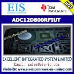 Buy cheap ADC12D800RFIUT - TI (Texas Instruments) - 12-Bit, 1.6/1.0 GSPS RF Sampling ADC - Email: sa product