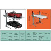 Double parking car lift vertical lifter garage lifts for 3 car garage with lift