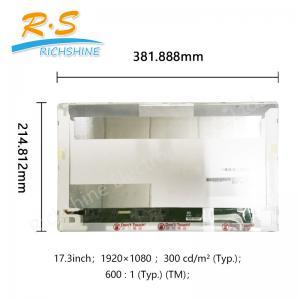 """Buy cheap 17,3"""" pantallas del cuaderno del módulo de la exhibición del LCD del ordenador from wholesalers"""