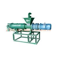Buy cheap Extended Cattle Manure / Poultry Dung Separating Machine Φ200mm Sieve Diameter product