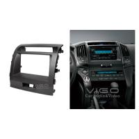 Buy cheap Stereo Fascia For Toyota Land Cruiser 200 Trim Surround Installa Kit 08-010 product