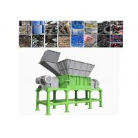Pipe Cutting Industrial Shredder Machine Simple Structure In Linear Type