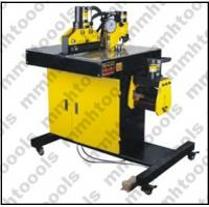 Buy cheap Máquina de perfuração de dobra do corte e do furo da barra DHY-200 hidráulica product