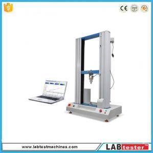 China Professional Servo Motor Lab Test Machines Rubber Tensile Strength Tester Tensile Testing Machine wholesale