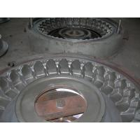 Buy cheap Solid Tire Mold , Applies To Green Tyre Mould Type , PolyureThane Casting Type , Mining Vehicles product