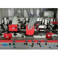 Industrial Wood Molding Machine , Four Side Woodworking Moulder For Window Frame Processing