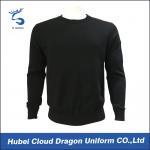 Buy cheap Custom Long Sleeve Security Guard Shirts / Duty Security Guard Sweater 55%Acrylic 45%Cotton product