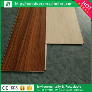 Buy cheap 工場価格の滑り止めの居間ポリ塩化ビニールのフロアーリングの板 product