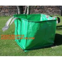 Buy cheap Home Garden Supplies Reusable Gardening Collapsible Garden Leaf Bags,2Pcs/Set Large Capacity 272L Trash Garden Leaf Weed product