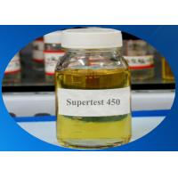 Buy cheap Injectiable Anabolic Steroids Supertest 450 Mg/Ml Pre-mixed Yellow Liquid For Muscle Building product