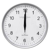 Buy cheap 2012 HOT-SALES SUMMER GIFTS Radio controlled LCD clock product