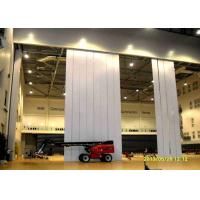 Buy cheap 100mm Thickness Sliding Soundproof Room Dividers Low Cost For  Exhibition Hall product