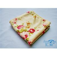 Buy cheap Polyester Microfiber Window Glass Clean Microfiber Cloth Printed No Hardening product