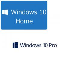 100% Geniune Online activation Microsoft Windows 10 Home COA sticker DVD pack MS Win 10 Home computer system software