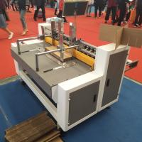 Buy cheap 1000mm Corrugated Automatic Partition Assembly Machines 120pcs/Min Speed product