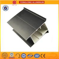 Buy cheap Powder Coating Aluminum Alloy Profiles RAL Colors Highly Glossy product